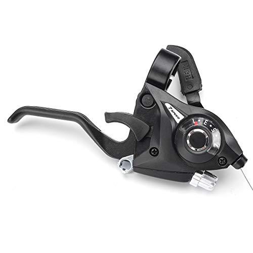 MXBIN ST-EF51 Manija Derecha 3x7 Velocidad 22.2 mm Diámetro Ciclismo estándar Palancas...