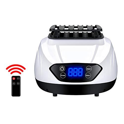 Asciugatrice elettrica Asciugabiancheria Portatile Riscaldatore per asciugare i Vestiti Scaldasalviette ad Aria Veloce per Interni Timer Host 240min con Controllo della Temperatura