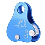Alomejor Climbing Rope Grab Safety Rock Climbing Mountaineering Rope Grab Protect Fall Protection