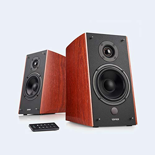 Edifier R2000DB Powered Bluetooth Bookshelf Speakers - Near-Field Studio...