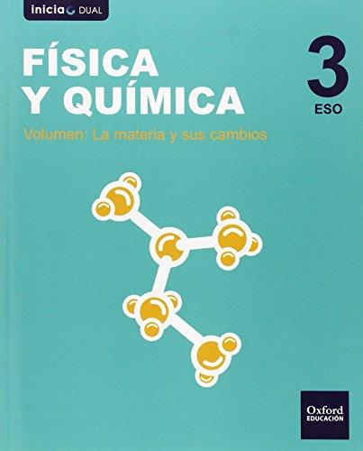 Física Y Química. Libro Del Alumno. ESO 3 (Inicia Dual) - 9788467398304