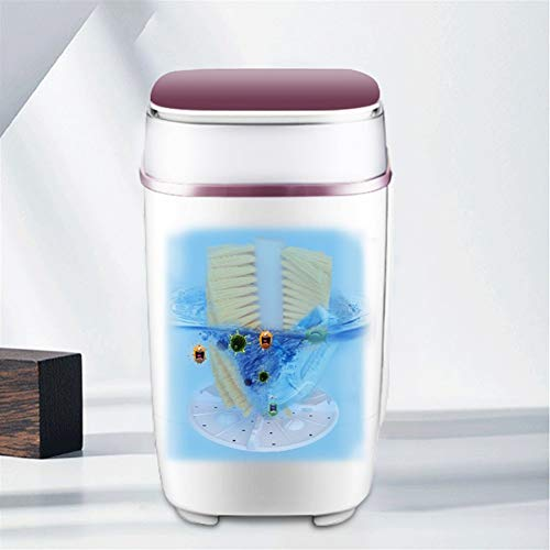 PNYGJM 3-in-1 huishoudwasmachine/afvoerreiniger, draagbaar, Mini Smart Lazy, automatische desinfectie van schoenen