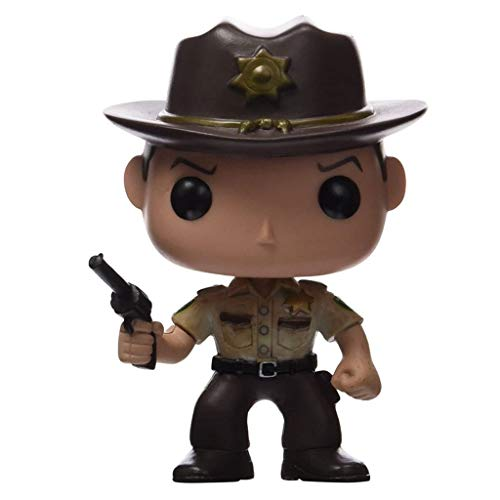 XQ Funko Pop: The Walking Dead Rick Grimes Chibi Figura Coleccionable