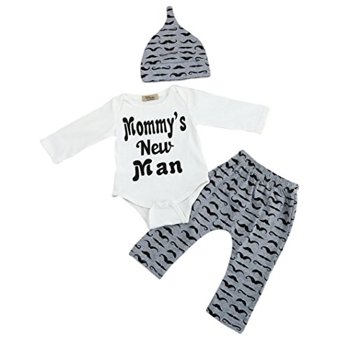 newborn baby boys set