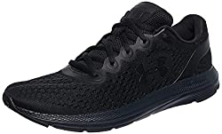 small Under Armor Mens Charged Impulse Trainer, Black (003) / Black, 12