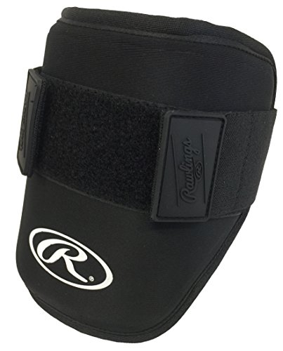 Rawlings Youth Elbow Guard, Black (GUARDEBY-BLK)