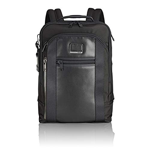 TUMI - Alpha Bravo Davis Laptop Backpack - 15 Inch Computer Bag for Men and Women - Black