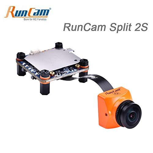 Faironly 2S / Split Mini 2 WiFi Kamera 2 Megapixel 1080P/60fps HD Recording Plus WDR NTSC/PAL für RC Quadcopter Runcam Split 2s