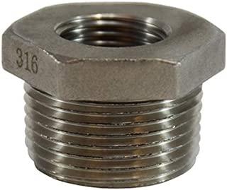 1-1//2 OD 4-1//2 Length SCH 80 Seamless Steel 1-1//2 Diameter 4-1//2 Length 1-1//2 OD Midland Metal Midland 59-146SMLS Extra Heavy Black Steel Pipe Nipple 1-1//2 Diameter