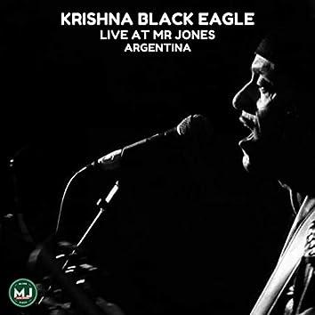 Krishna Black Eagle Live at Mr Jones