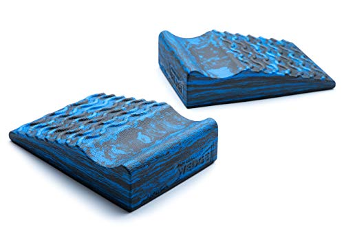 OPTP Performance Wedges – Foam Supports for Fitness, Yoga, Pilates, and Physical Therapy Exercise: Ideal for Squats, Planks, and Pushups (158W)