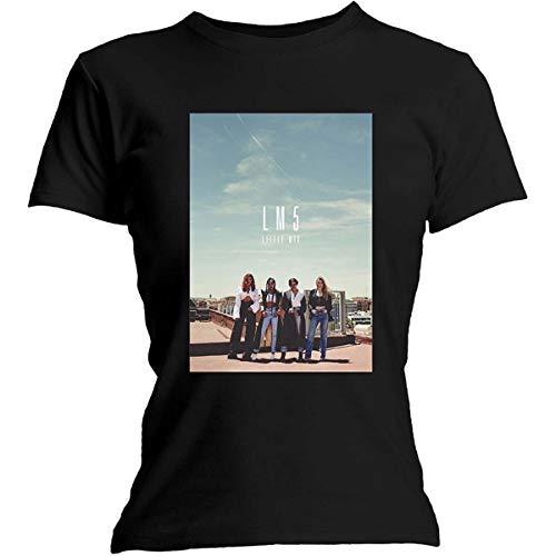 Rock Off Ladies Little Mix LM5 Album Oficial Camiseta Mujeres señoras