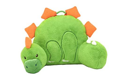 Cute Green Dinosaur Backrest for Children
