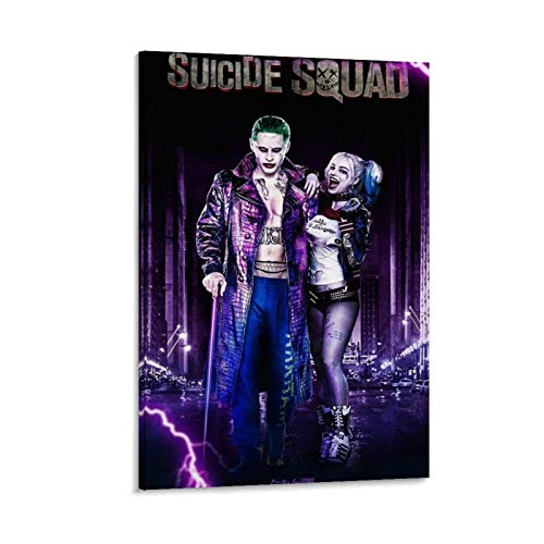 41V+20VjHQL Harley Quinn Suicide Squad Posters