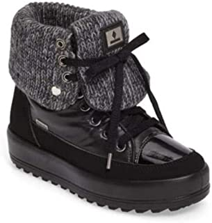 Jog Dog Val Louron Fold Over Waterproof Quilted Boots Size 37 EU