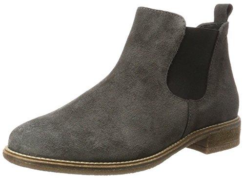 Sioux Damen Horatia Chelsea Boots, Grau (Asphalt), 37.5 EU ( 4.5 UK)
