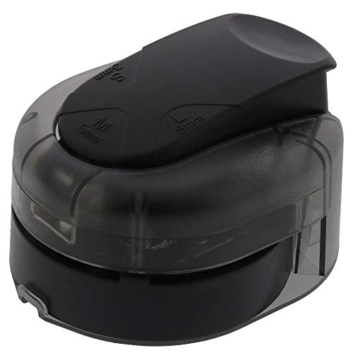 サンスター文具 コーナーカッター かどまるPRO NEO ブラック S4765079