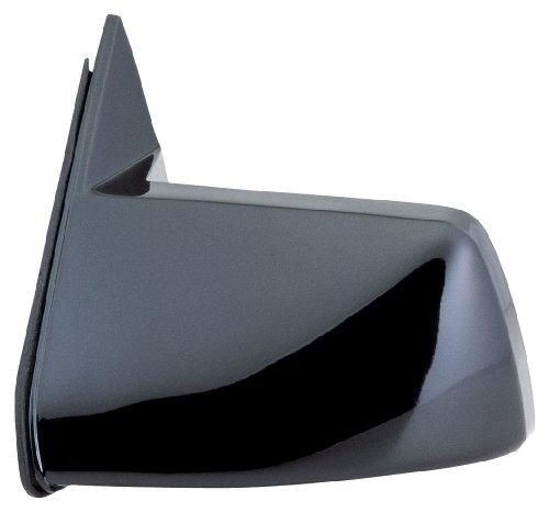 Fit System Espejo manual estilo OE de repuesto para Chevrolet/GMC, Lado de conductor (izquierdo), Negro