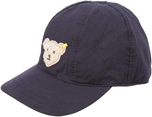Steiff Baby-Jungen Baseballmütze Kappe, Blau (Marine|Blue 3032), 45