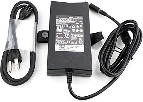Compatible for Dell 130-Watt 3-Prong AC Adapter with 6 ft Power Cord