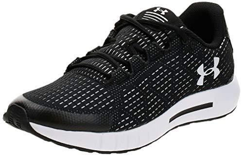 Under Armour Micro G Pursuit Se Zapatillas de Running Mujer, Negro (Black/White 002), 37.5 EU (4 UK)