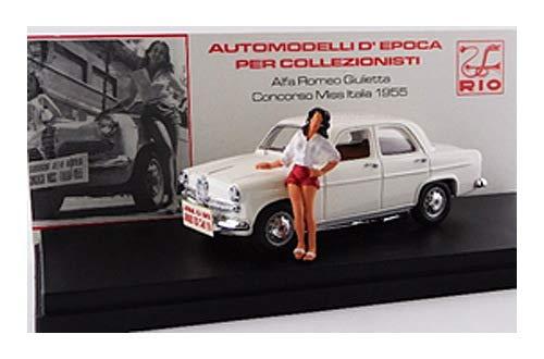 Rio- Alfa Romeo Giulietta Modellino, RIO4608/P