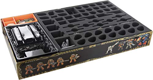 Feldherr Schaumstoff-Set kompatibel mit StarQuest Brettspielbox