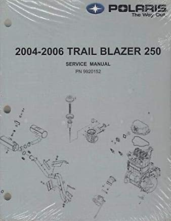 2004 trailblazer manual