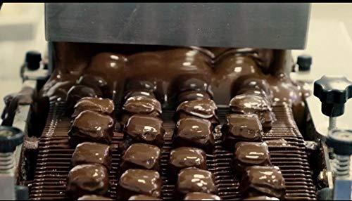 Divan ディヴァン ビターチョコレートコーティングピスタチオのロクム 275g ターキッシュディライト トルコ産 Turkish Delight with Chocolate Coated Pistachio Cikolata Kaplamali Fi