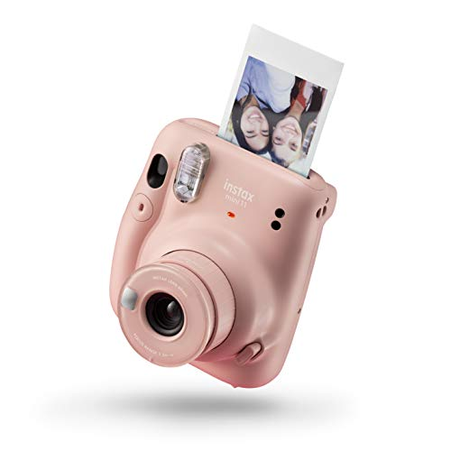 instax mini 11 Camera, Blush Pink