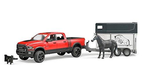Unbekannt RAM 2500 Power Wagon mit Pferdeanhänger
