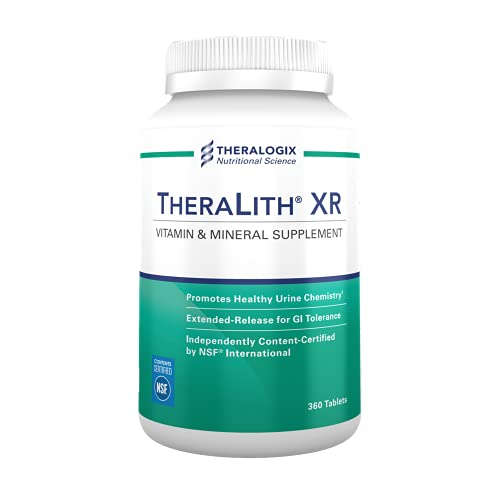 TheraLith XR Calcium Oxalate Reduction Supplement...