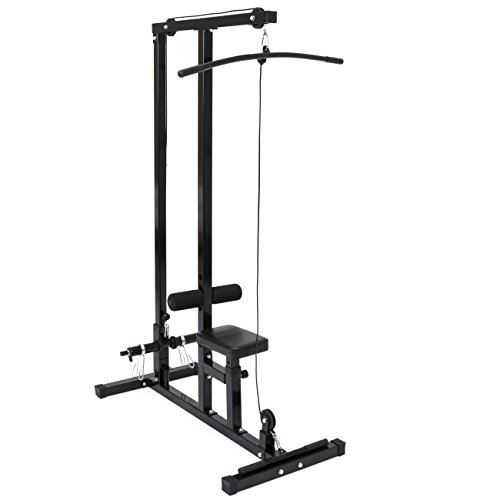 Best Choice 2 in 1 Lat Pulldown Machine