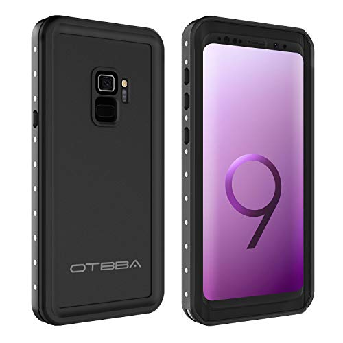 OTBBA Galaxy S9 Waterproof Case,Shockproof Protective Case with...