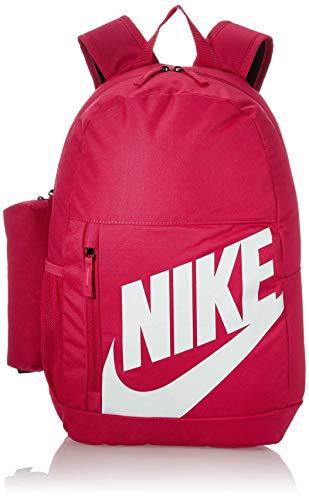 Nike Mochila unissex para adultos, Vermelho, BA6030-615