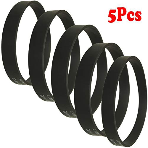 AUXPhome(Pack of 5 Drive Belts Replacement YMH28950 Vacuum Cleaner Belts for Hoover Replaces Dirt Devil