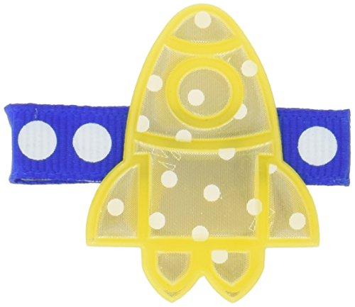 パパジーノ Angels ribbon エンジェルズリボン リフレクタークリップ ロケット AR-REF007
