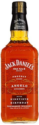 Jack Daniel's Angelo Lucchesi 90th Birthday Edition Whisky (1 x 0.75 l)