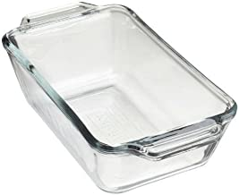 Anchor Hocking, Loaf Shaped Glass Dish 5x9