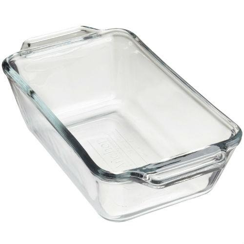 Anchor Hocking 5 Inch x 9 Inch Glass Loaf Dish