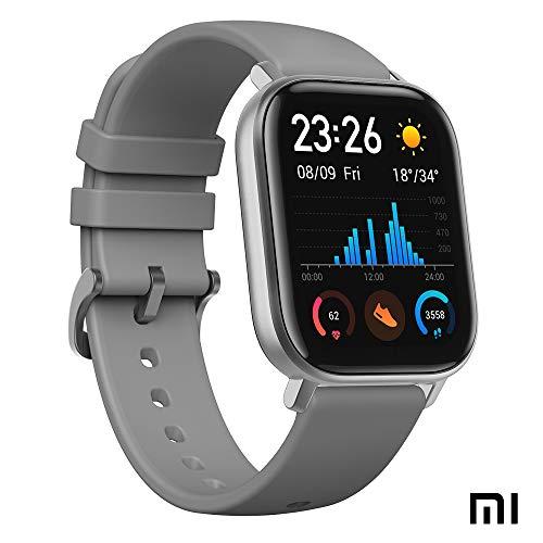 Amazfit GTS 1,65\'\' GPS NFC Lava Grey