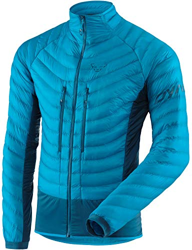DYNAFIT M TLT Light Insulation Jacket Blau, Herren Daunen Jacke, Größe S - Farbe Methyl Blue