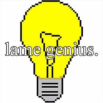 Lame Genius - Single