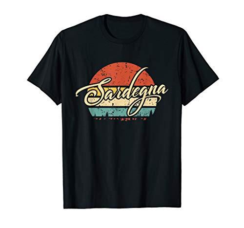 Sardinien Sardinia Sardegna Italien Italia T-Shirt