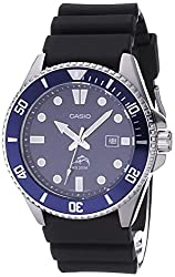top rated Casio Men's Watch, Diver Inspired, Stainless Steel, Quartz Resin, Black, Casual Watch 25.6 (Model:… 2021