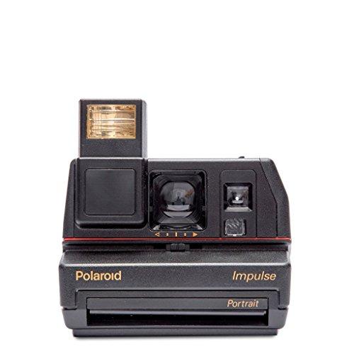 Polaroid Originals - 4706 - 600 Impluse Sofortbildkamera - Schwarz