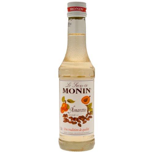 Monin Sirup Amaretto, 1er Pack (1 x 250 ml)