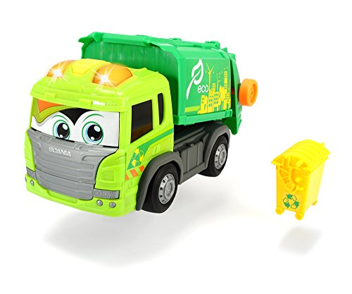 Dickie Toys - 203816001 - Camion Benne - Happy Scania