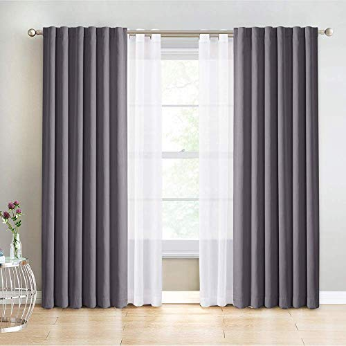 """NICETOWN Mix and Match Curtains Bundle 