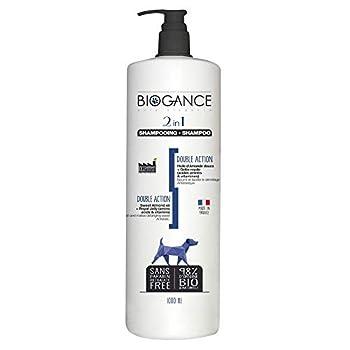 Biogance Shampooing 2 en 1 pour Chien 1 L